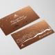 DL Landscape Flyer, Postcard, Greeting Card Mockup